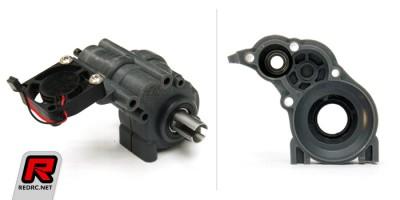 Spec-R FF03 gearbox casing