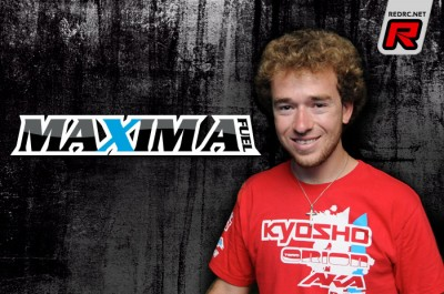 Jared Tebo teams up with Maxima Fuel