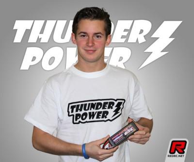 Thunder Power sign Viktor Wilck for 2011