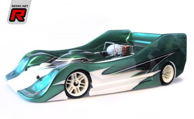 Xceed T-GT1 1/8th scale body shell
