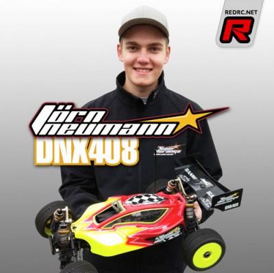 Jörn Neumann to race DNX408 for Durango