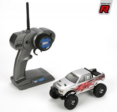 Losi 1/24-scale RTR Micro 4x4 Trail Trekker
