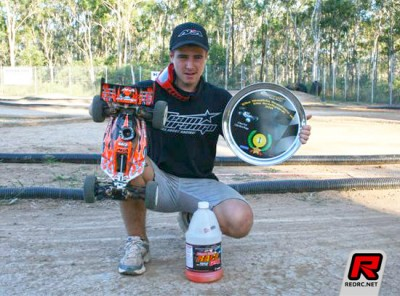 Kyle McBride does the Meakin Masters three-peat