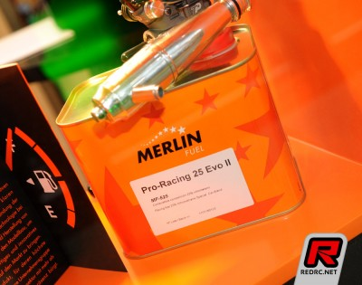 Merlin Pro Racing 25 Evo II