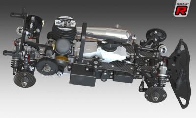 Mugen MTX5 CAD images