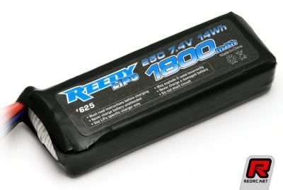 Reedy 1800mAh 25C 7.4V LiPo battery