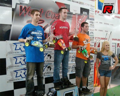 Dunlap wins Reedy Race Open class