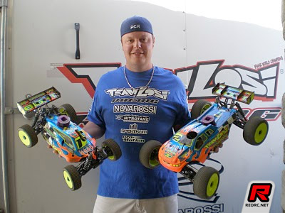 TLR Winter series Rd1 victory for Drake