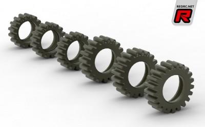 Arrowmax MRX-5 pinion gears