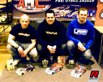 Mark Stiles & Andy Griffiths win BRCA 12th Nats Rd6