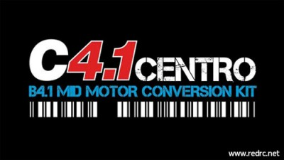 C4.1 Centro B4.1 Mid motor conversion