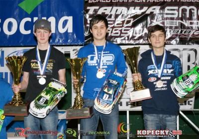 Ronald Volker defends European Indoor title