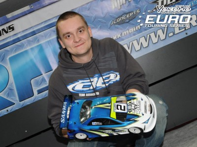 Levanen wins Polish ETS encounter