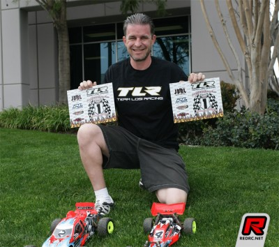 Losi reports from 2011 JBRL Electric Series Rd1