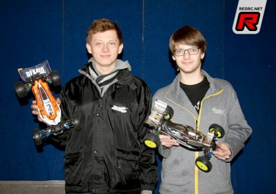 Zuykov Denis wins MRC Winter Challenge Rd2