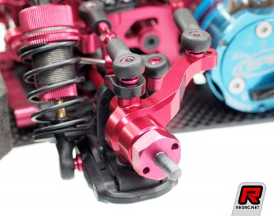 T.O.P. Sabre FD steering blocks