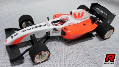 WRC Racing F-One 1/10th scale chassis