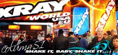 Xray Column - Shake It, Baby, Shake It…
