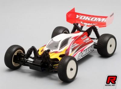 Yokomo B-Max4 II & Factory 2011 buggy