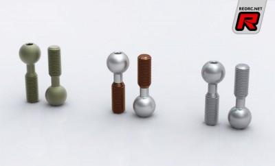 Arrowmax RX8 & NT1 8.4mm pivot balls