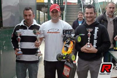 Alberto Garcia wins at CARTT Championships