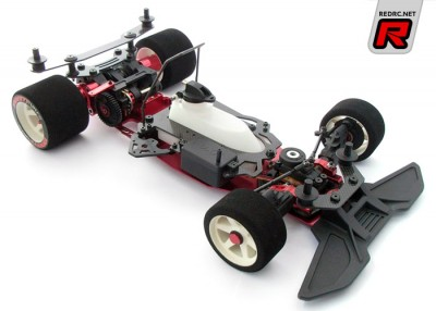DXF Premium 2wd Classic chassis