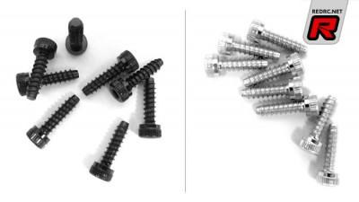 KO Propo light weight aluminium screws