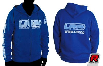 LRP Hooded sweater & Pit towel 2