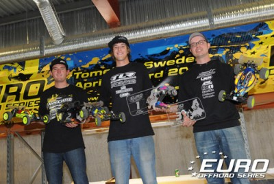 Evans crowned 2WD Buggy Champion at EOS
