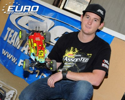 Cavalieri takes 4WD Buggy title at EOS