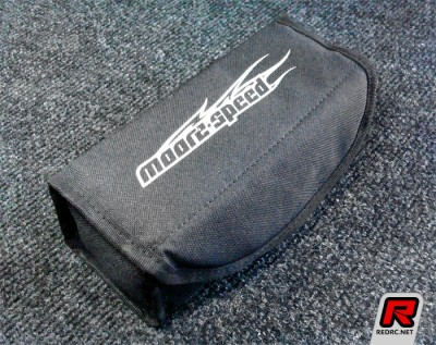 Moore-Speed LiPo battery safety/carry bag