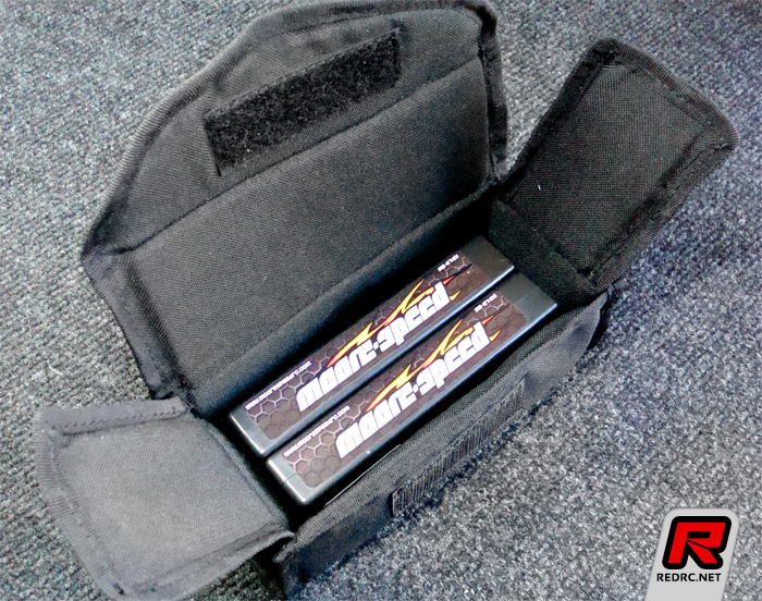 Moore Speed LiPo Battery Safety Carry Bag