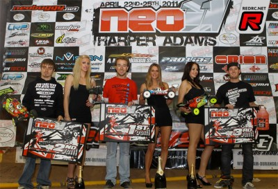 Jared Tebo is Neo11 Champion