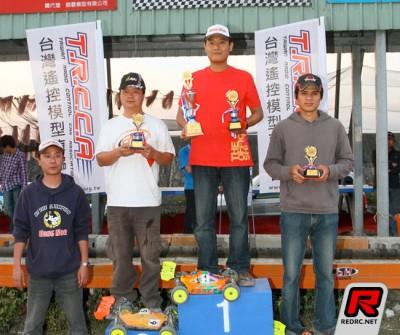 Taiwanese Nationals Rd1 win for Yu-Yuan Chen
