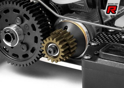 Xray RX8 high-strength alu pinion gears