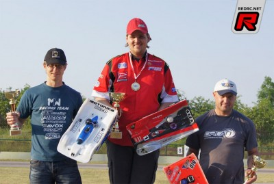 Klausner & Singer wins Austrian Nationals Rd1