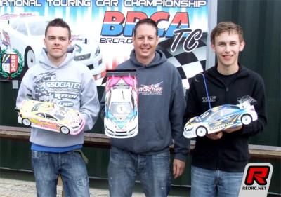 Grainger & Anderson take BRCA TC Rd1