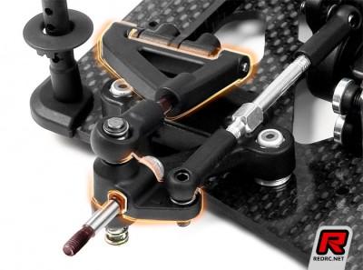 Xray XII & X10 stiffer suspension parts