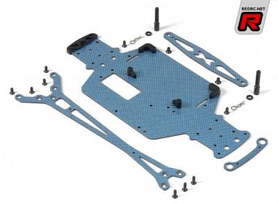 Xray M18 Pro chassis sets