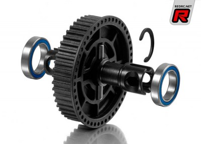 Xray RX8 lightweight solid axle set