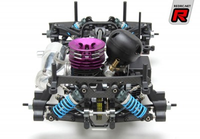 Mugen MTX-5 1/10th 200mm chassis