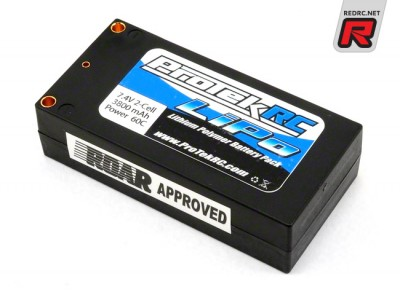 ProTek 'Supreme Power' & 'Sport Race' LiPo packs