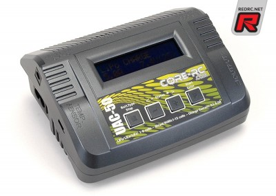 CoreRC-UAC50-Charger