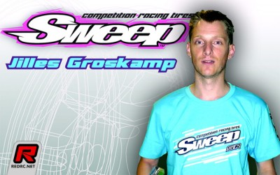 Jilles Groskamp joins Sweep Racing