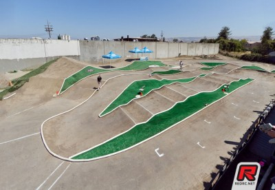 2011 ROAR Nats Track Layout