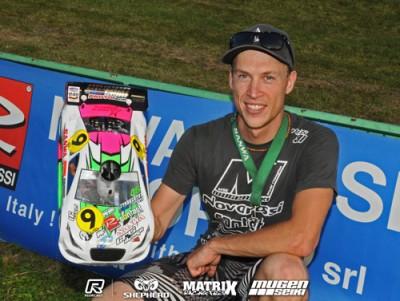 Pietsch provisional Top Qualifier in Ettlingen