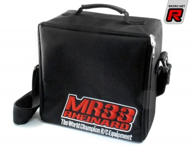 MR33 transmitter & shock oil bags