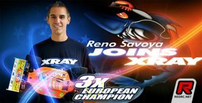 Renaud Savoya joins Xray