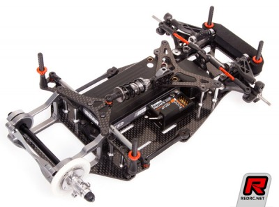 Serpent S120 Link-Tube chassis