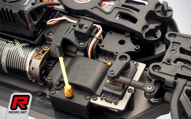 Hobbytech STR8 X2 EP buggy - Red RC